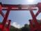 湯殿山神社 本宮 鳥居(鶴岡市)