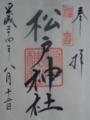 松戸神社(松戸市)
