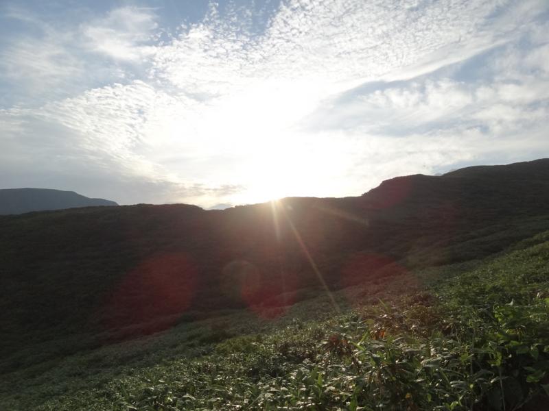 鳥海山 登山道(にかほ市)