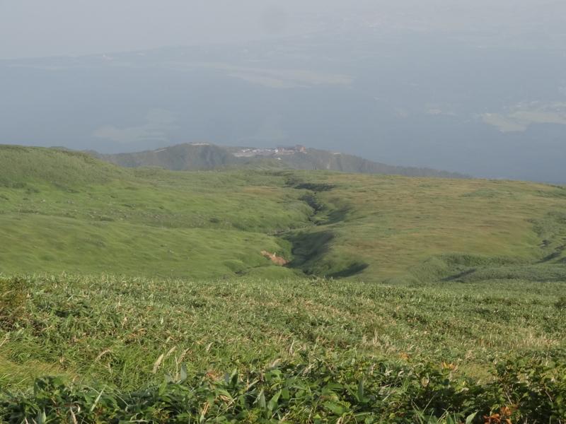 鳥海山 鳥海御浜神社近く(遊佐町)