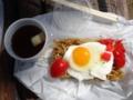 横手やきそば四天王決定戦2012 鶴ヶ池荘 レストラン湖水(横手市)