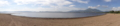 猪苗代湖畔と表磐梯(猪苗代町)