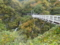 道の駅 月山 吊橋(鶴岡市)