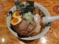 麺武者 特製ガツン(新庄市)