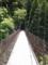 しだくら吊橋(奥多摩町)