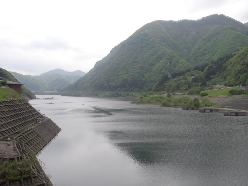 若郷湖(会津若松市)
