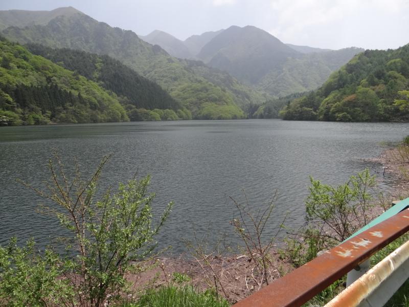 蔵王湖(山形市)