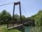 オロセのつり橋(西和賀町)