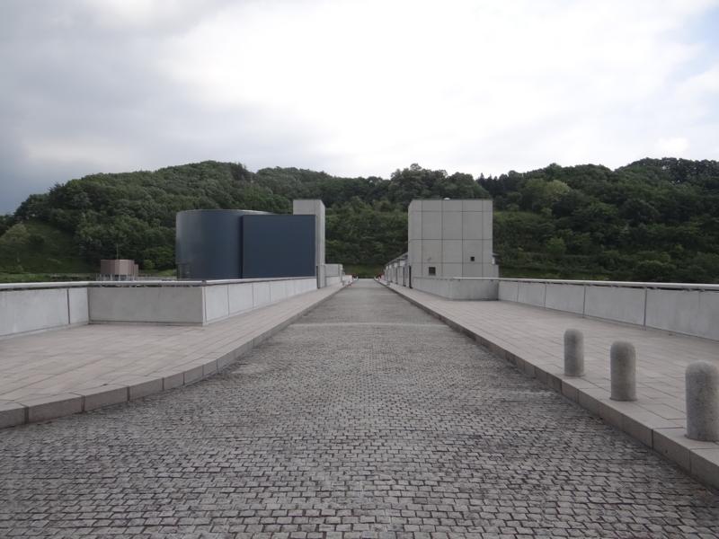 三春ダム(三春町)