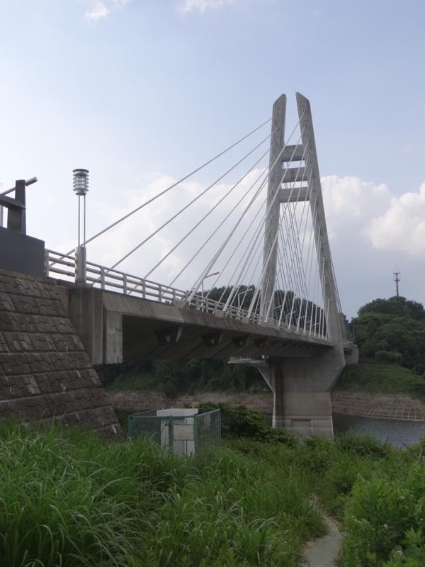 春田大橋(三春町)