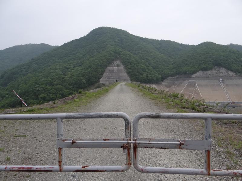 栗山ダム(日光市)