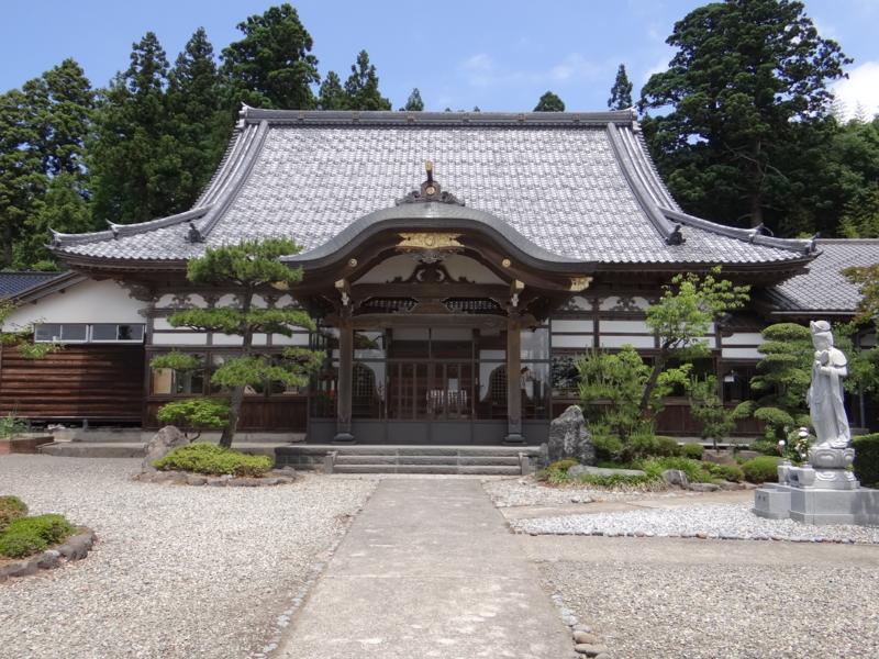 正乗寺(由利本荘市)
