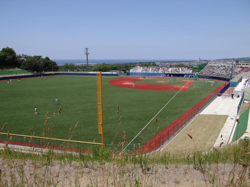 水林球場(由利本荘市)