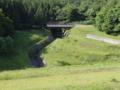黒森川第1ダム(由利本荘市)