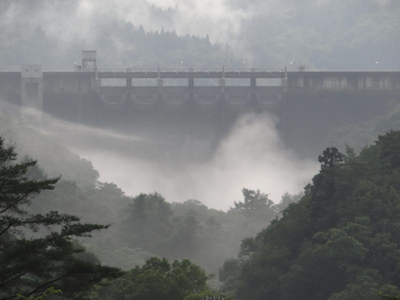 田瀬ダム(花巻市)