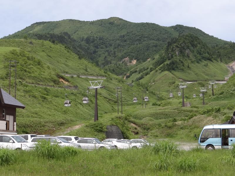 草津よいと〜こ!!ツーデーウオーク 白根火山ロープウェイ(草津町)