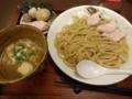 麺処蒼生 特製蒼生つけ麺(高崎市)