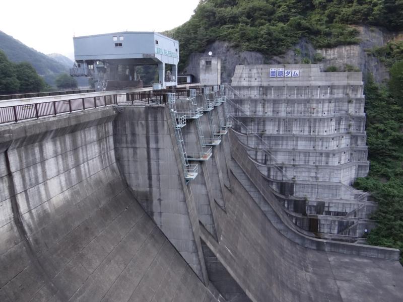 薗原ダム(沼田市)