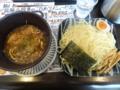 拉麺二段 二段つけめん(長井市)
