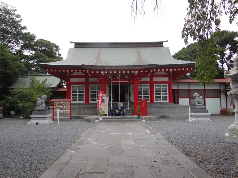 鹿島御児神社(石巻市)