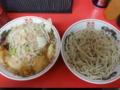 ラーメン二郎 仙台店 小豚つけ麺(仙台市)