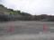 コンクリート採掘場(西目屋村)