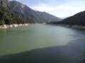 黒部湖(立山町)