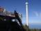 弥彦山 パノラマタワーとクライミングカー(弥彦村)