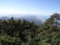 弥彦山山頂(弥彦村)