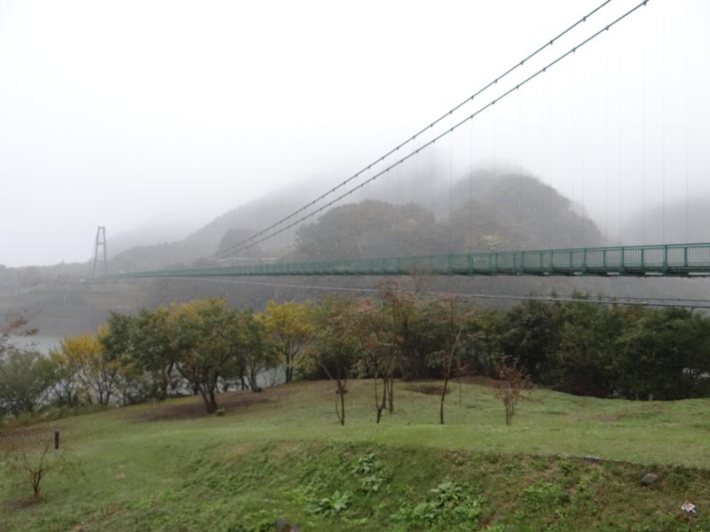 もみじ谷大吊橋(那須塩原市)