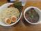 らーめん かいじ かいじの濃厚魚介つけ麺(仙台市)