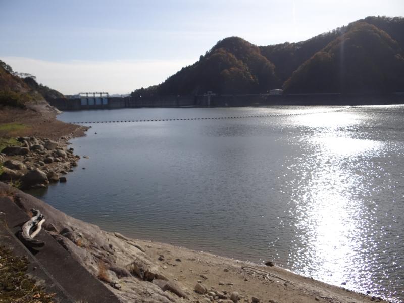 大倉ダム(仙台市)