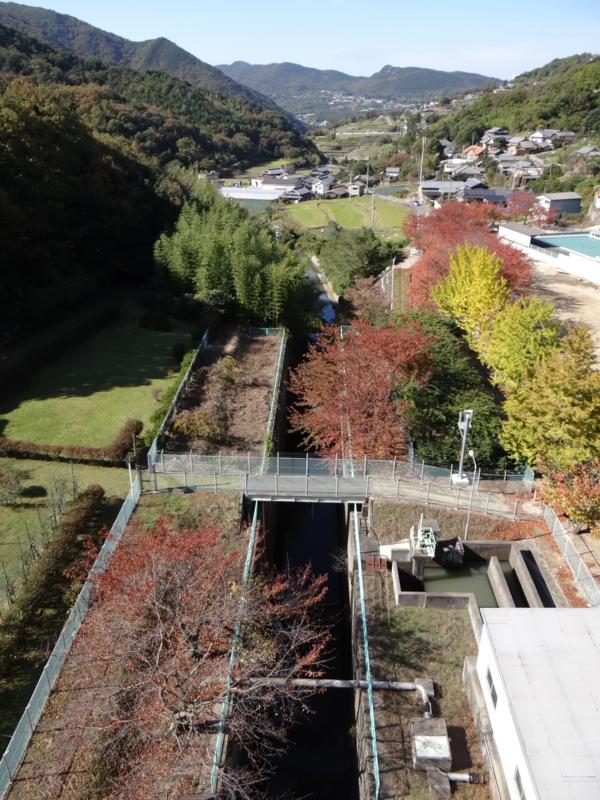 殿川ダム(小豆島町)