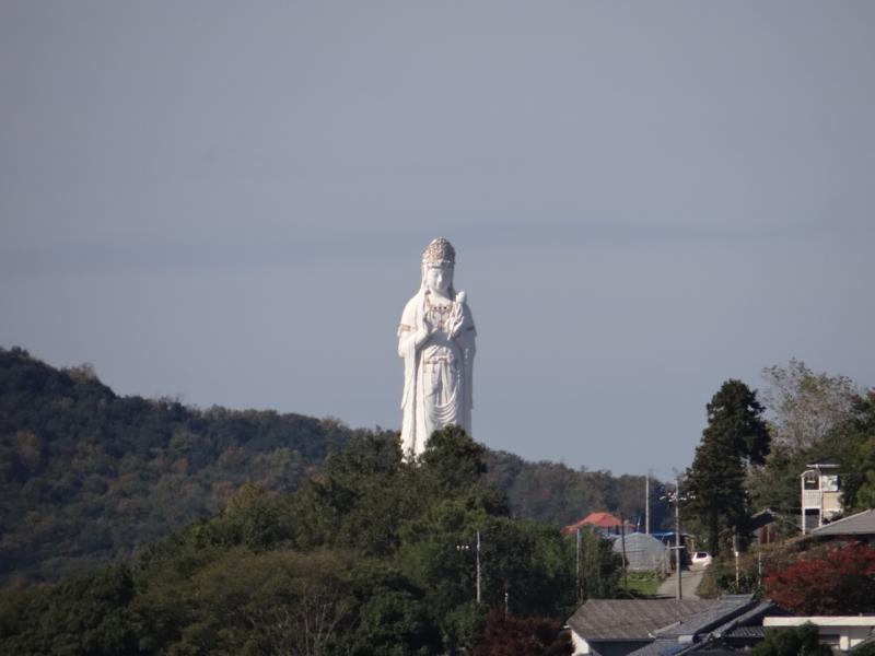 小豆島大観音(小豆島町)