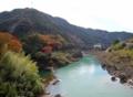 川口ダム(那賀町)