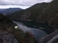 魚梁瀬貯水池(北川村)