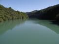 吉野ダム ダム湖(香美市)