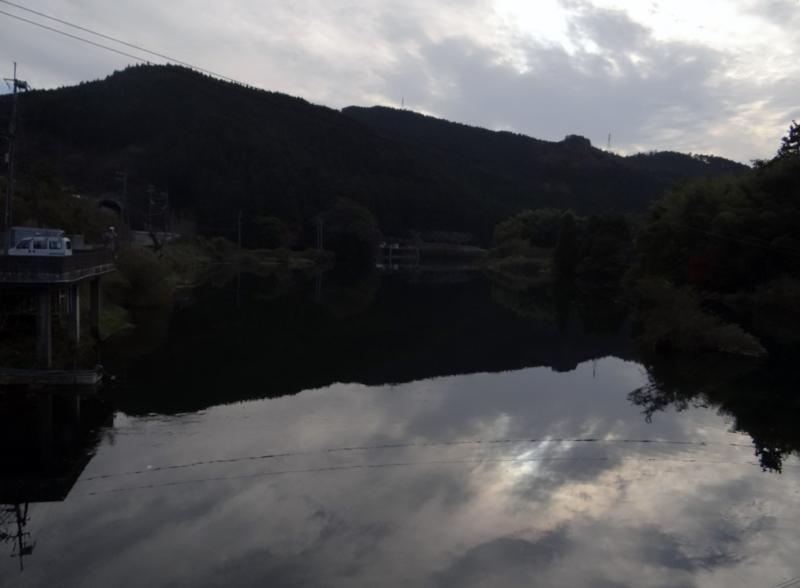 繁藤堰堤(香美市)
