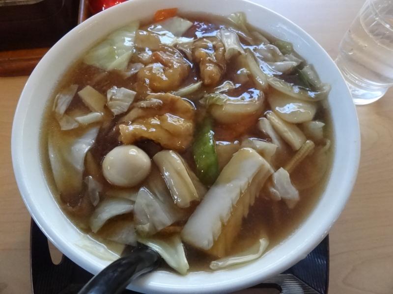 龍宝 たべにおいで 広東麺(仙台市)