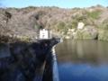 三島ダム(君津市)