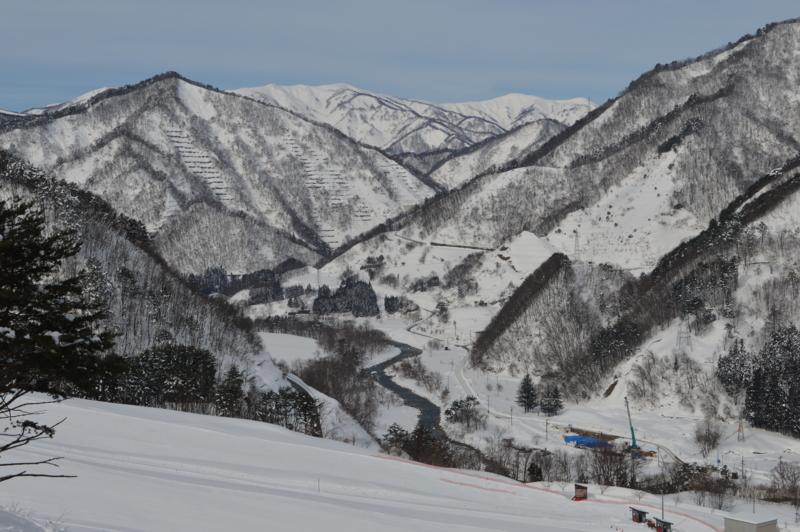 道照寺平スキー場(長井市)