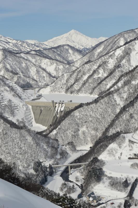 熊野山 電波反射板(長井市)