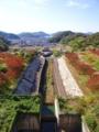 粟地ダム(小豆島町)