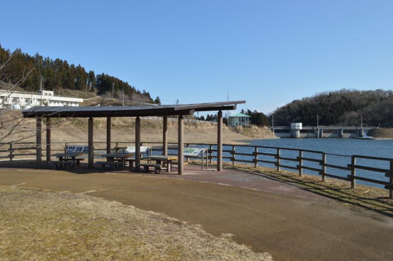 惣の関ダム スポーツレクリエーション広場(利府町)