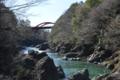 高津戸峡(みどり市)