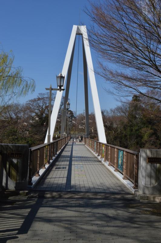 はねたき橋(みどり市)
