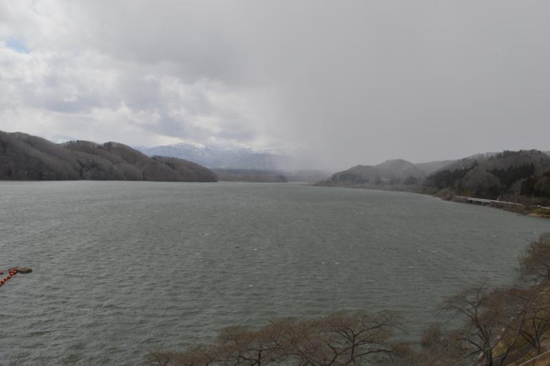 釜房湖(川崎町)