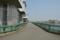 今切川河口堰(徳島市)