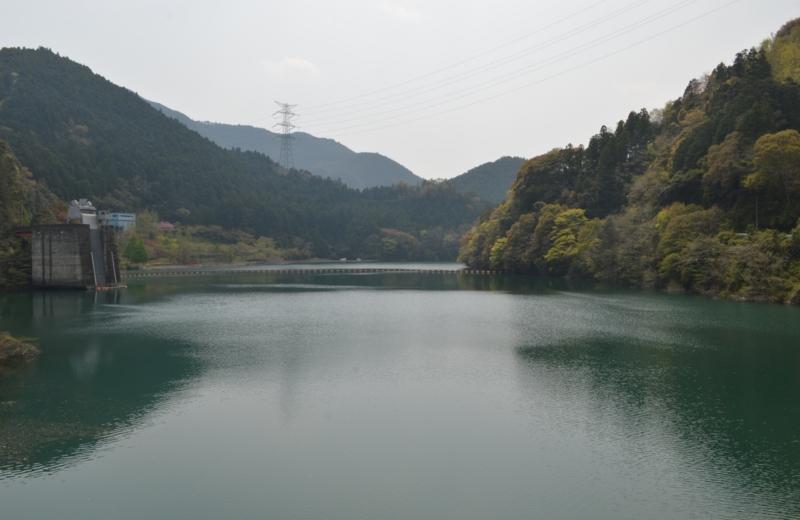 美愁湖(上勝町)