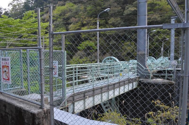 伊尾木川ダム(安芸市)